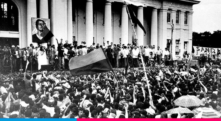 Triunfo de la Revolución Popular Sandinista
