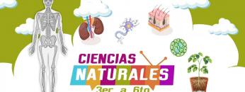 Ciencias Naturales 3er a 6to grado