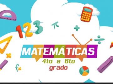matematicas 4a6