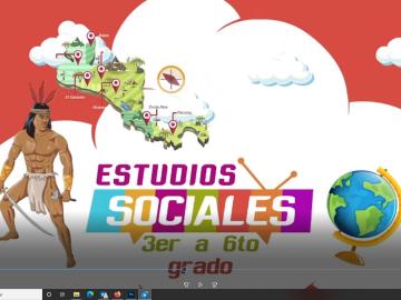 estudio sociales 3 a 6to grado