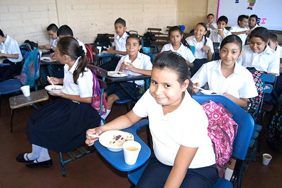 e2c359ddda El Programa Integral de Nutrición Escolar (PINE) es un programa estratégico  del Ministerio de Educación