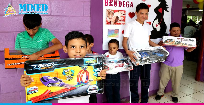 Niñez Con Discapacidad Semana La Mined Estudiantes De Festejan 76bvyYfg
